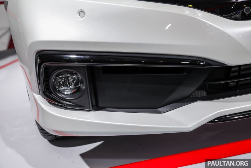 Honda Civic facelift previewed in Malaysia – now with Honda Sensing, boot spoiler and 18-inch alloy wheels Image #1022930
