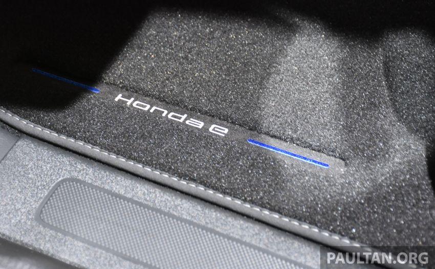 Honda e pengeluaran sebenar muncul di Frankfurt – dua janaan output, harga dari RM136k di Jerman Image #1014263