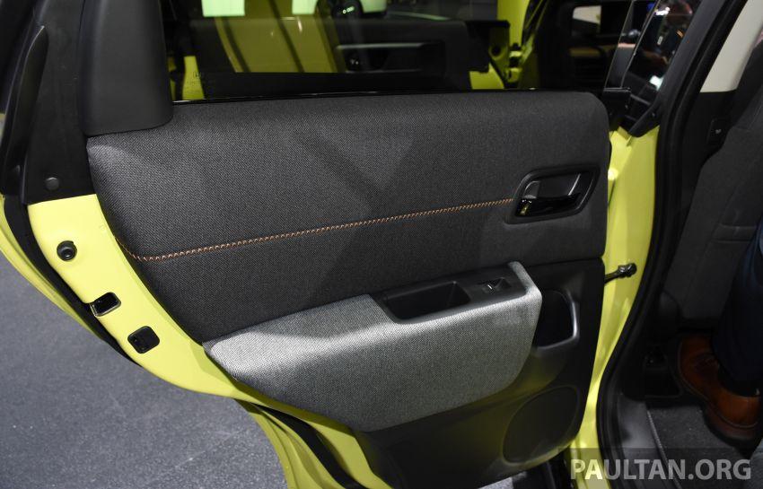 Honda e pengeluaran sebenar muncul di Frankfurt – dua janaan output, harga dari RM136k di Jerman Image #1014265