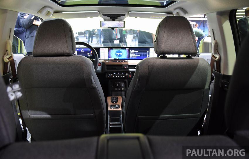 Honda e pengeluaran sebenar muncul di Frankfurt – dua janaan output, harga dari RM136k di Jerman Image #1014267