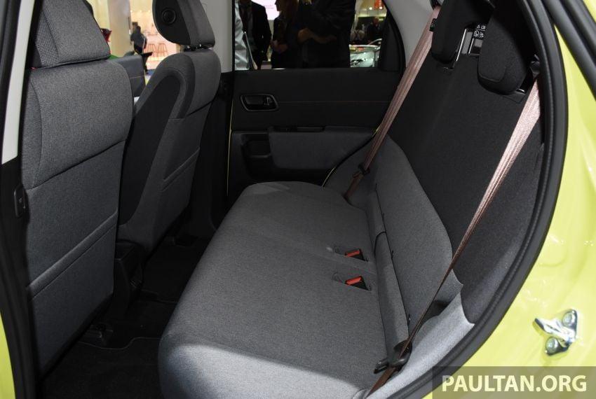 Honda e pengeluaran sebenar muncul di Frankfurt – dua janaan output, harga dari RM136k di Jerman Image #1014268