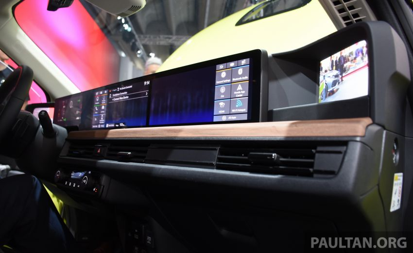Honda e on display at the 2019 Frankfurt Motor Show – two outputs; priced from RM136,108 in Germany Image #1013893