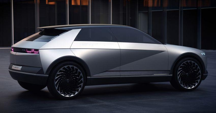 Hyundai 45 EV Concept unveiled at the Frankfurt show Image #1013612