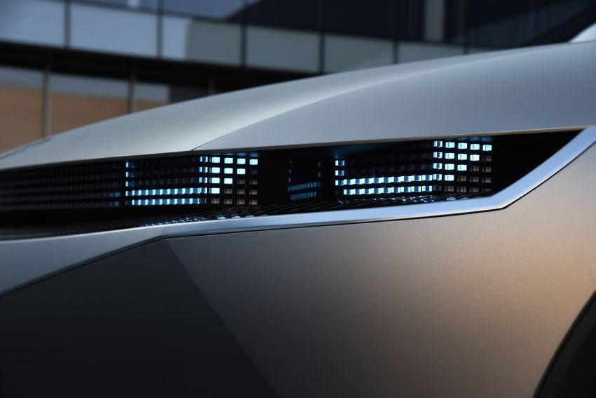 Hyundai 45 EV Concept unveiled at the Frankfurt show Image #1013590