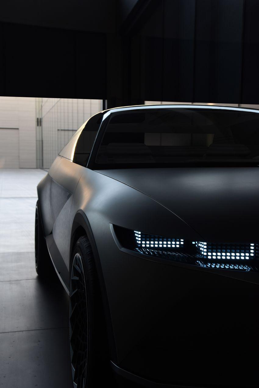 Hyundai 45 EV Concept unveiled at the Frankfurt show Image #1013602