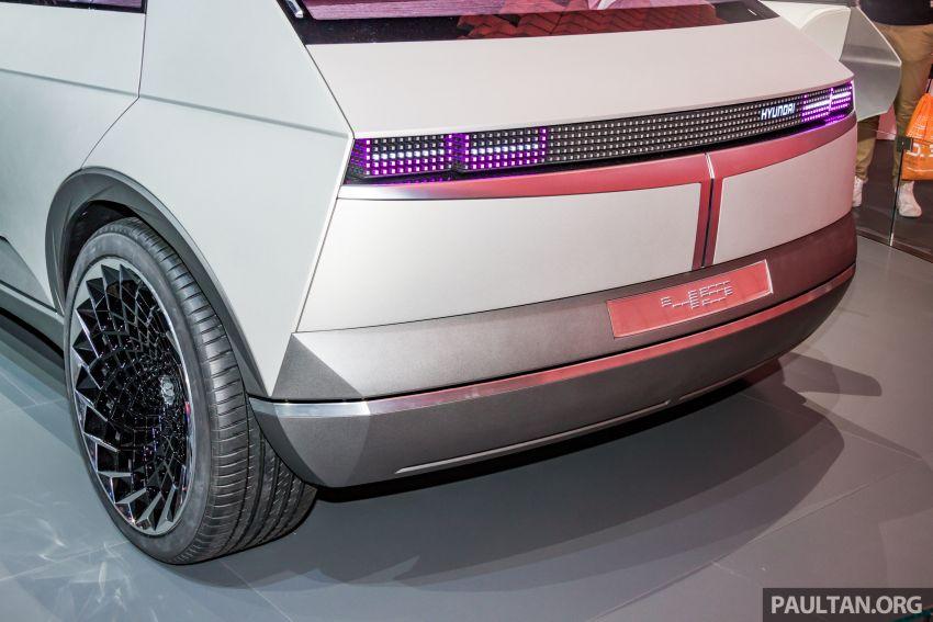 Hyundai 45 EV Concept unveiled at the Frankfurt show Image #1014546