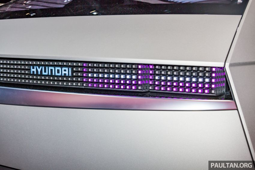Hyundai 45 EV Concept unveiled at the Frankfurt show Image #1014547