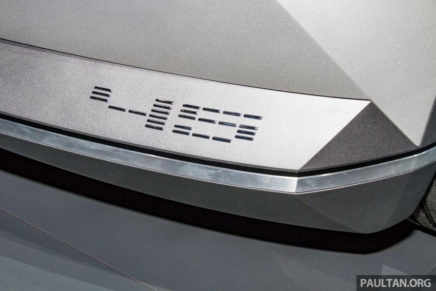 Hyundai 45 EV Concept unveiled at the Frankfurt show Image #1014543