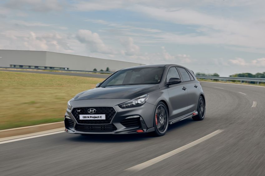 Hyundai i30 N Project C – hardcore LE dripping in CF Image #1013358