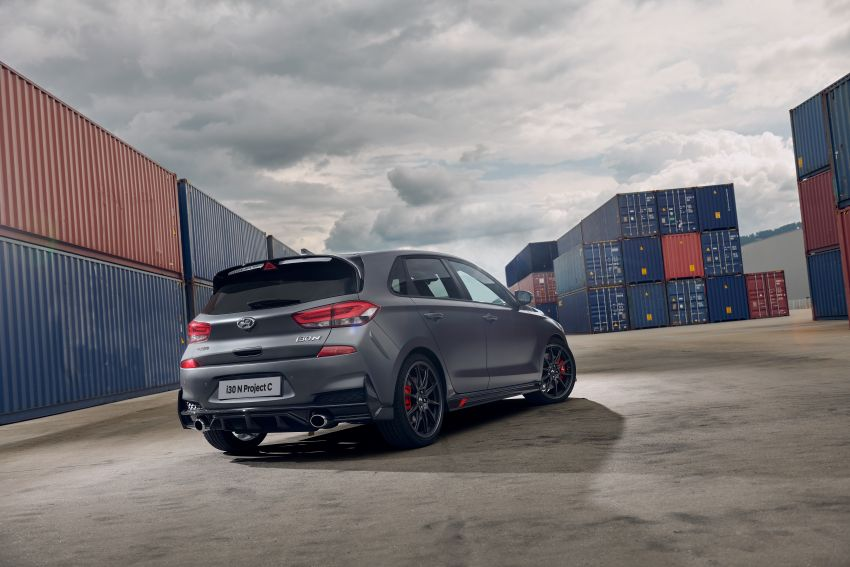 Hyundai i30 N Project C – hardcore LE dripping in CF Image #1013390