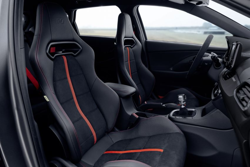 Hyundai i30 N Project C – hardcore LE dripping in CF Image #1013394