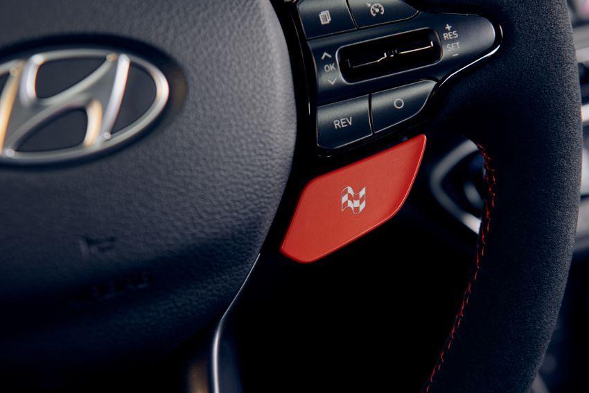 Hyundai i30N Project C – edisi terhad lebih <em>hardcore</em>; banyak komponen karbon, suspensi ditala semula Image #1014232