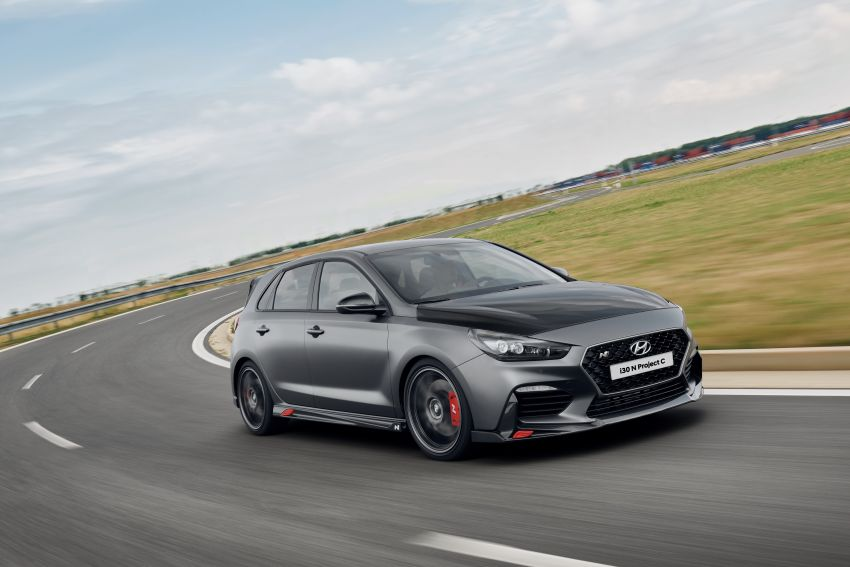 Hyundai i30 N Project C – hardcore LE dripping in CF Image #1013359