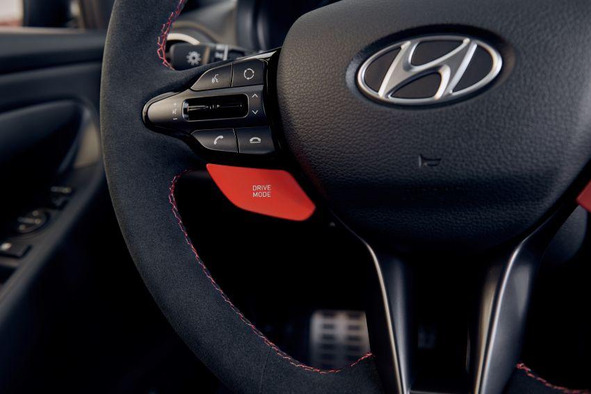 Hyundai i30N Project C – edisi terhad lebih <em>hardcore</em>; banyak komponen karbon, suspensi ditala semula Image #1014204