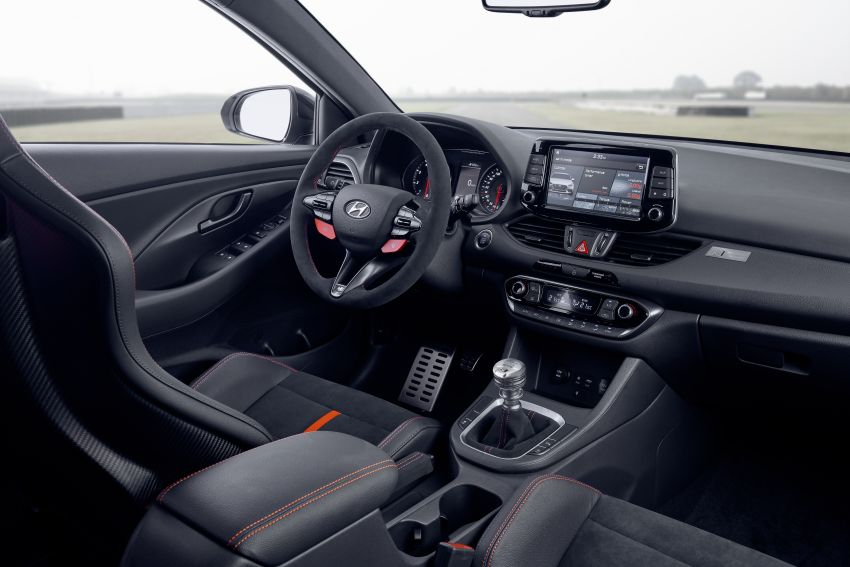 Hyundai i30 N Project C – hardcore LE dripping in CF Image #1013422