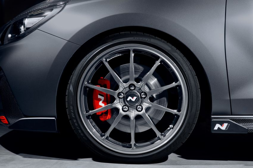 Hyundai i30 N Project C – hardcore LE dripping in CF Image #1013426