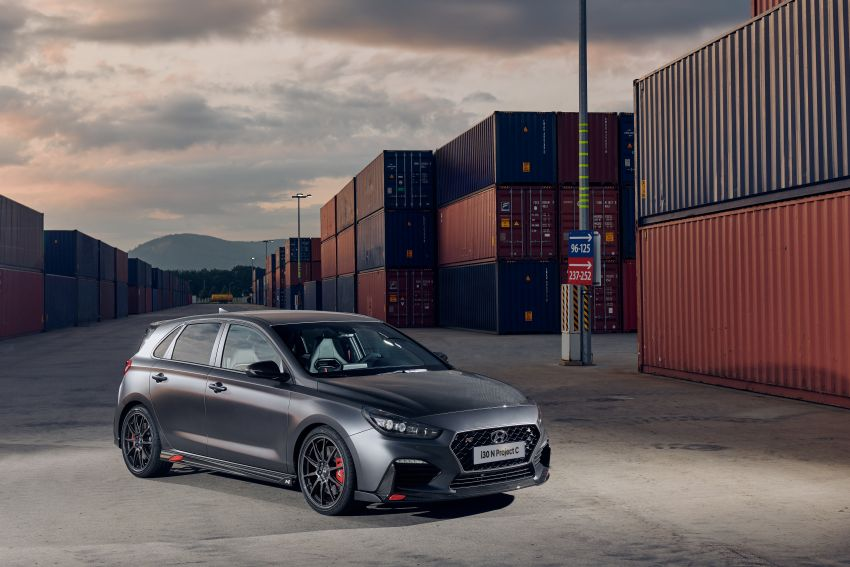Hyundai i30 N Project C – hardcore LE dripping in CF Image #1013430