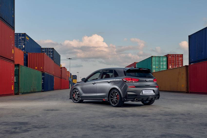 Hyundai i30 N Project C – hardcore LE dripping in CF Image #1013438