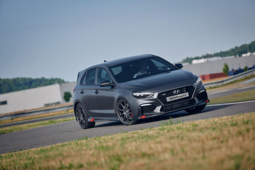 Hyundai i30 N Project C – hardcore LE dripping in CF Image #1013449