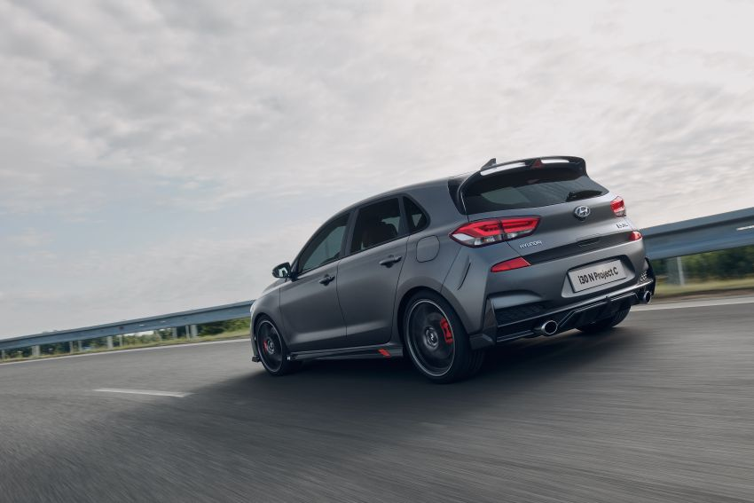 Hyundai i30 N Project C – hardcore LE dripping in CF Image #1013453