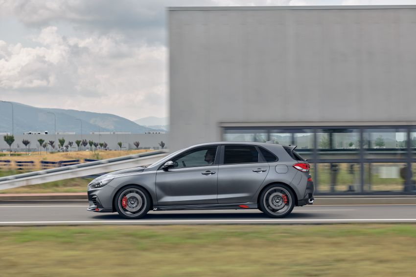 Hyundai i30 N Project C – hardcore LE dripping in CF Image #1013363