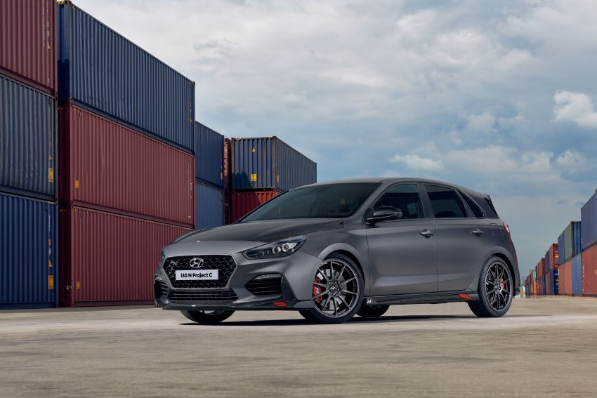 Hyundai i30 N Project C – hardcore LE dripping in CF Image #1013366