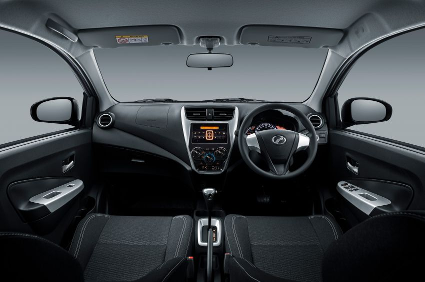 2019 Perodua Axia launched – 6 variants, new SUV-inspired 'Style' model, VSC and ASA, RM24k to RM43k Image #1018076