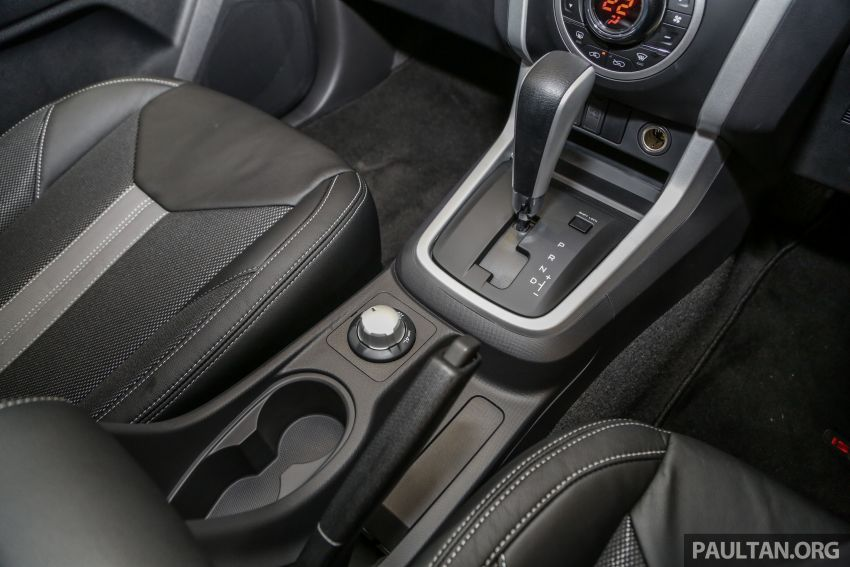 2019 Isuzu D-Max facelift launched – new 150 PS/350 Nm 1.9L Ddi, six airbags for 3.0L, RM80k to RM121k Image #1017055