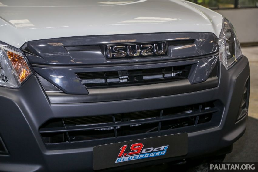 2019 Isuzu D-Max facelift launched – new 150 PS/350 Nm 1.9L Ddi, six airbags for 3.0L, RM80k to RM121k Image #1017893