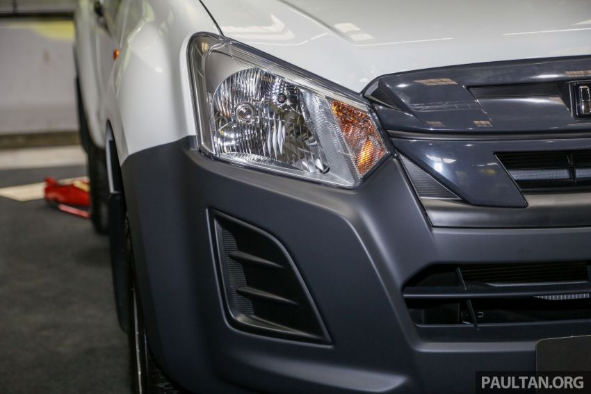 2019 Isuzu D-Max facelift launched in Malaysia – new 150 PS/350 Nm 1.9L Ddi; priced from RM80k-RM121k Image #1017892