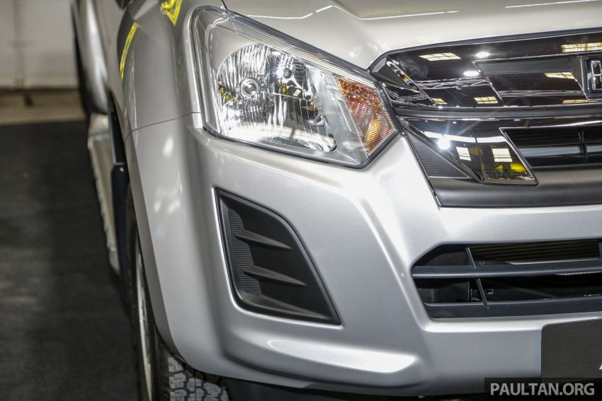 2019 Isuzu D-Max facelift launched in Malaysia – new 150 PS/350 Nm 1.9L Ddi; priced from RM80k-RM121k Image #1017922