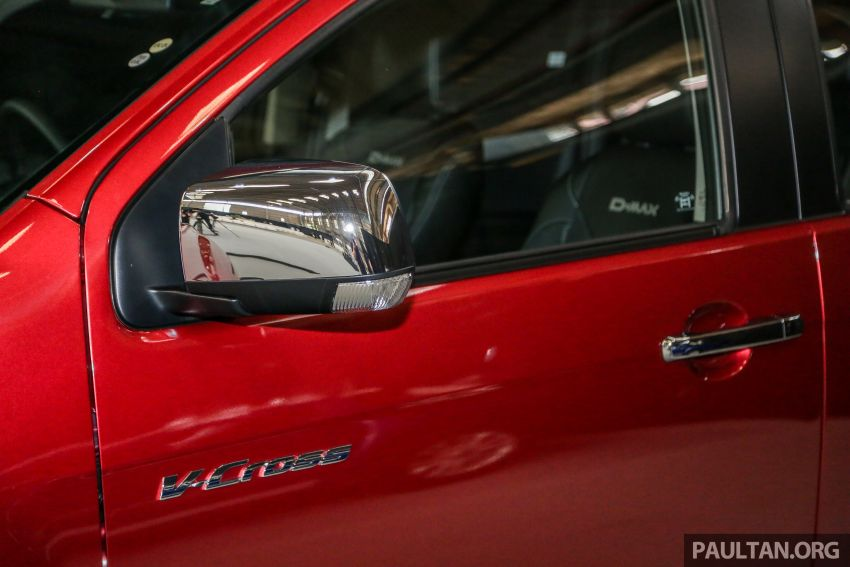2019 Isuzu D-Max facelift launched – new 150 PS/350 Nm 1.9L Ddi, six airbags for 3.0L, RM80k to RM121k Image #1017120