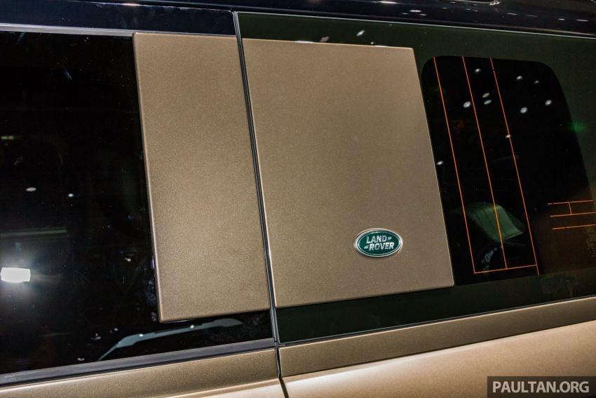 2020 Land Rover Defender debuts – aluminium monocoque, 3.0L mild-hybrid, OTA software support Image #1014450