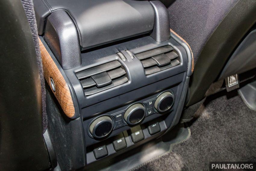 2020 Land Rover Defender debuts – aluminium monocoque, 3.0L mild-hybrid, OTA software support Image #1014477