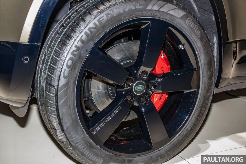2020 Land Rover Defender debuts – aluminium monocoque, 3.0L mild-hybrid, OTA software support Image #1014447
