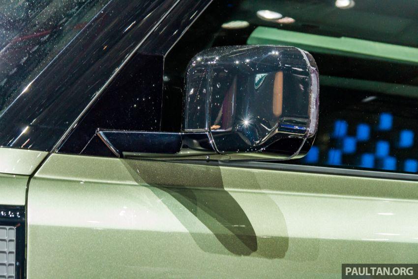 2020 Land Rover Defender debuts – aluminium monocoque, 3.0L mild-hybrid, OTA software support Image #1014432