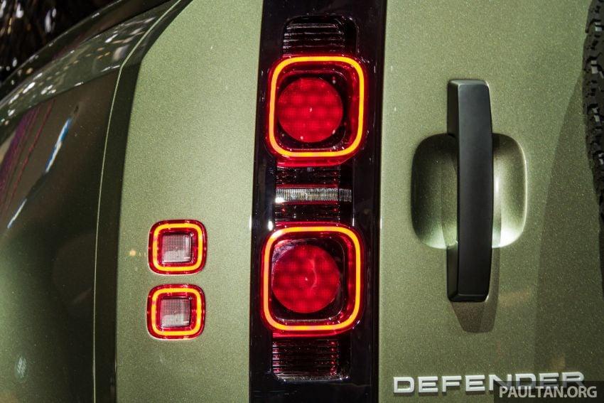 2020 Land Rover Defender debuts – aluminium monocoque, 3.0L mild-hybrid, OTA software support Image #1014435