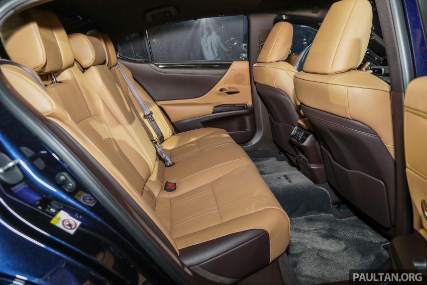 Lexus ES 250 2019 tiba di Malaysia – dari RM299,888 Image #1012848