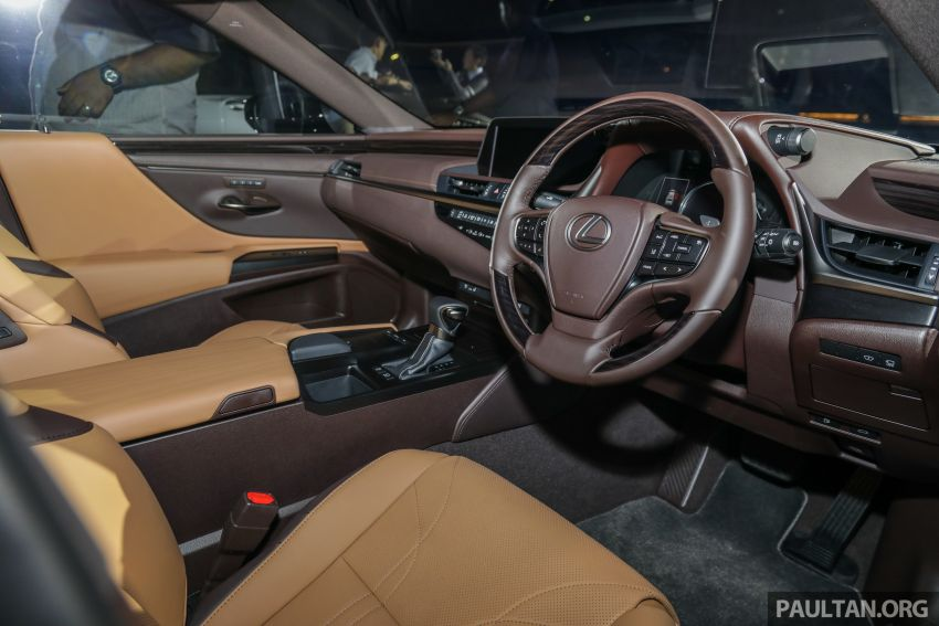 New Lexus ES 250 launched in Malaysia, from RM300k Image #1012824