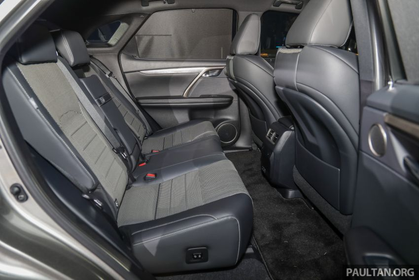 2019 Lexus RX facelift launched in Malaysia – three 2.0L turbo variants offered; priced from RM399,888 Image #1012829