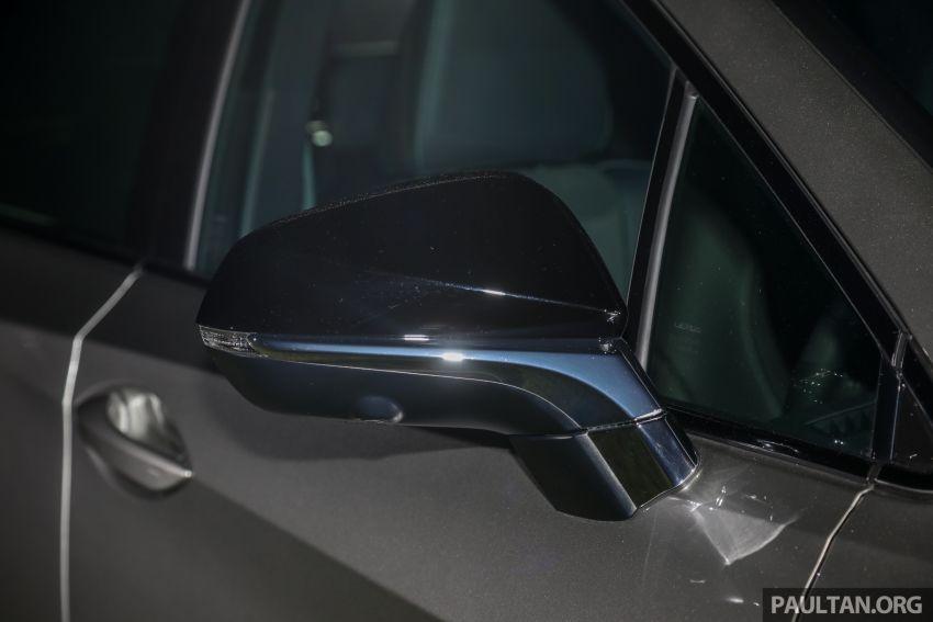 Lexus RX facelift dilancar di Malaysia – tiga varian berenjin 2.0L turbo dengan harga bermula RM400k Image #1012901