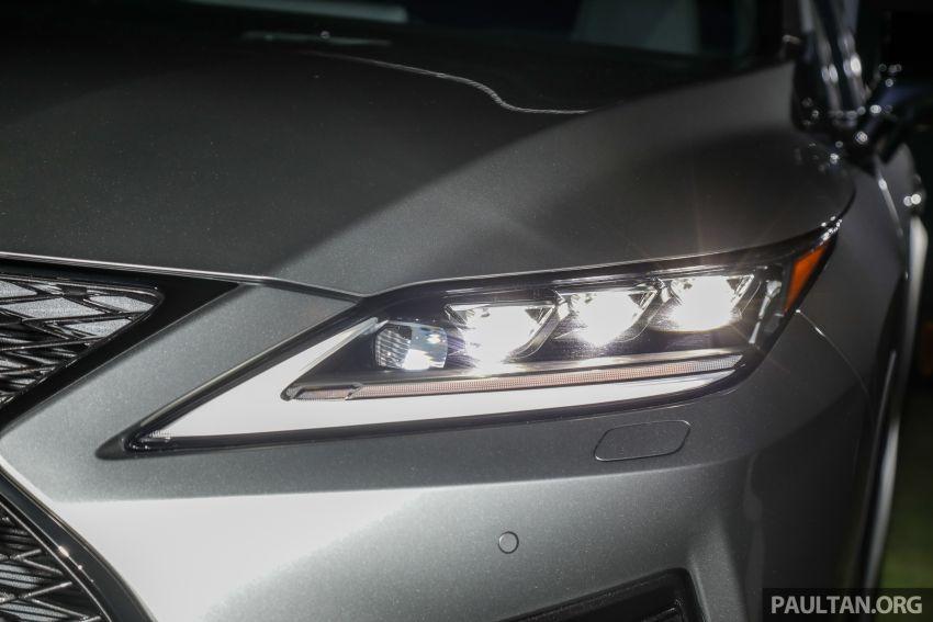 Lexus RX facelift dilancar di Malaysia – tiga varian berenjin 2.0L turbo dengan harga bermula RM400k Image #1012879