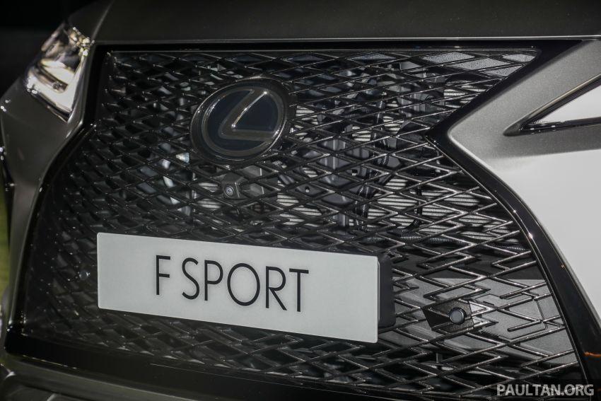 Lexus RX facelift dilancar di Malaysia – tiga varian berenjin 2.0L turbo dengan harga bermula RM400k Image #1012886