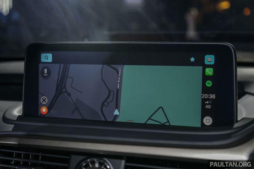 Lexus RX facelift dilancar di Malaysia – tiga varian berenjin 2.0L turbo dengan harga bermula RM400k Image #1012988