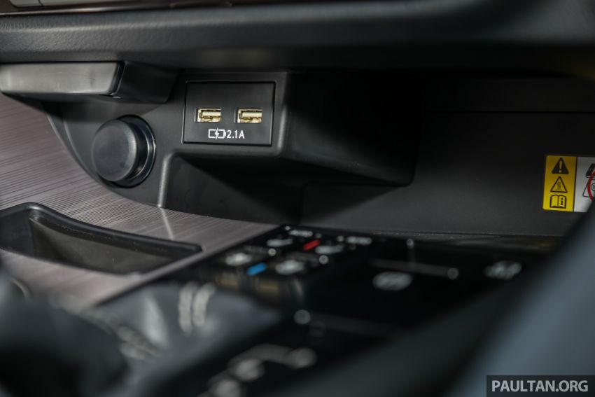 2019 Lexus RX facelift launched in Malaysia – three 2.0L turbo variants offered; priced from RM399,888 Image #1013061