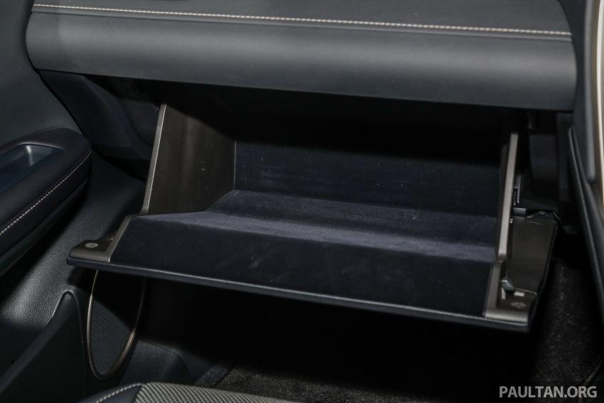 Lexus RX facelift dilancar di Malaysia – tiga varian berenjin 2.0L turbo dengan harga bermula RM400k Image #1013017