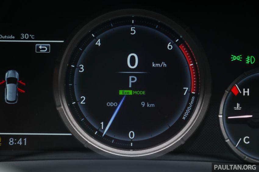 Lexus RX facelift dilancar di Malaysia – tiga varian berenjin 2.0L turbo dengan harga bermula RM400k Image #1012939