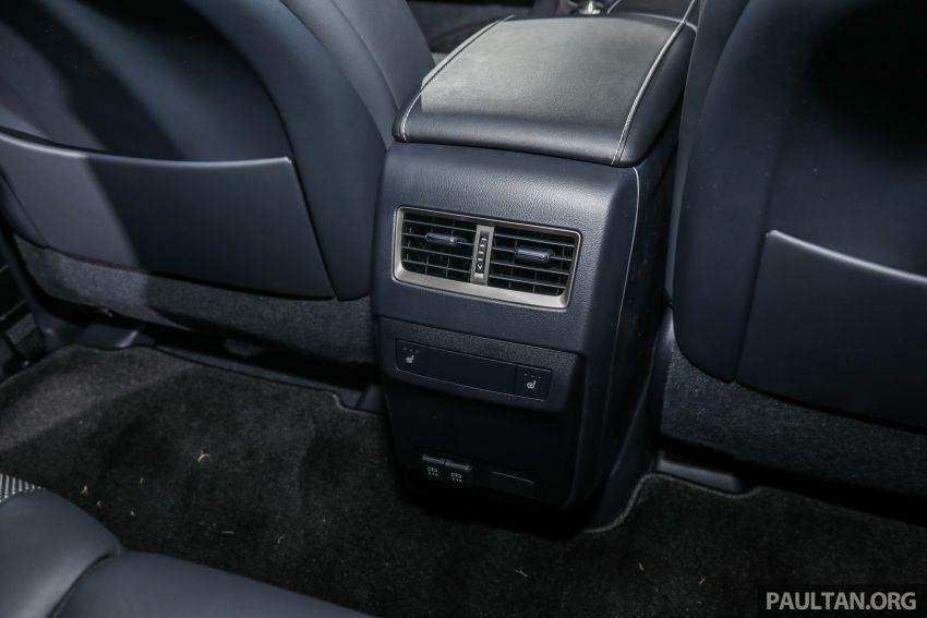 Lexus RX facelift dilancar di Malaysia – tiga varian berenjin 2.0L turbo dengan harga bermula RM400k Image #1013046
