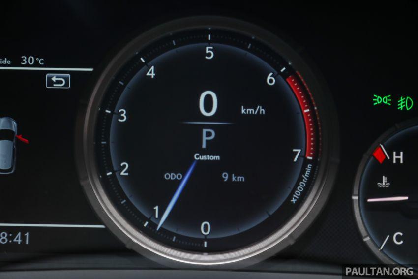 Lexus RX facelift dilancar di Malaysia – tiga varian berenjin 2.0L turbo dengan harga bermula RM400k Image #1012941