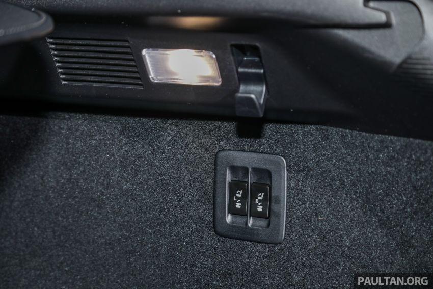 Lexus RX facelift dilancar di Malaysia – tiga varian berenjin 2.0L turbo dengan harga bermula RM400k Image #1013057